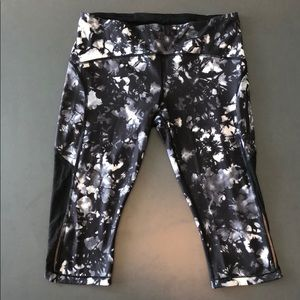 Lululemon Run Capris